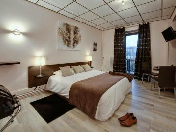 Logis Hôtel la Villa du Lac - hotel-black-diamond-lodge-restaurant-ste-foy-tarentaise-561557