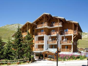 Hôtel Gentiana - hotel-black-diamond-lodge-restaurant-ste-foy-tarentaise-561557
