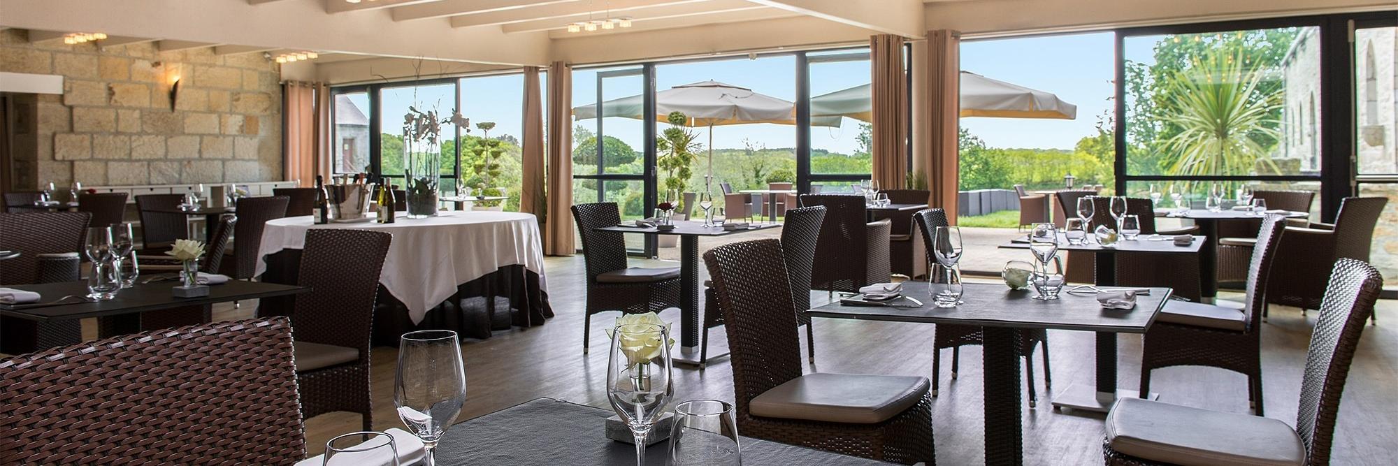 Restaurant Logis Manoir De Kerhuel