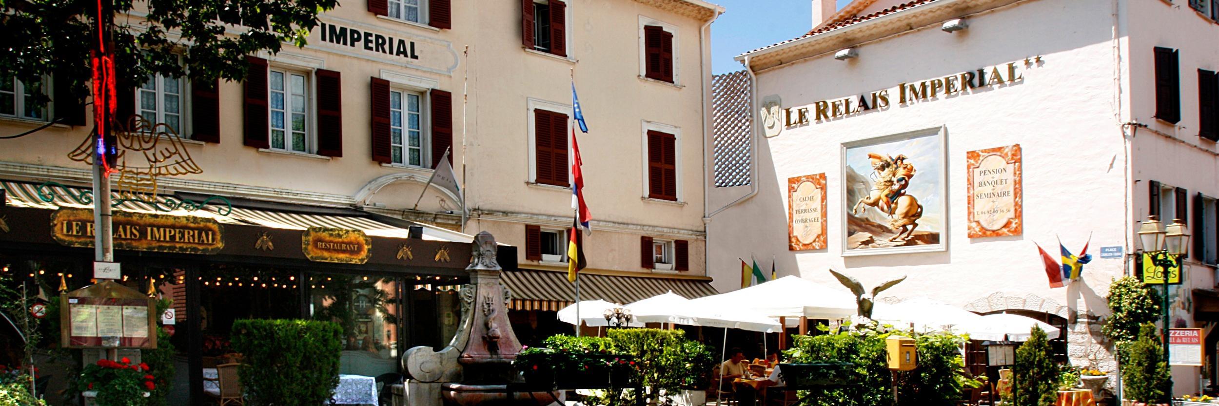 Hotel St Vallier De Thiey