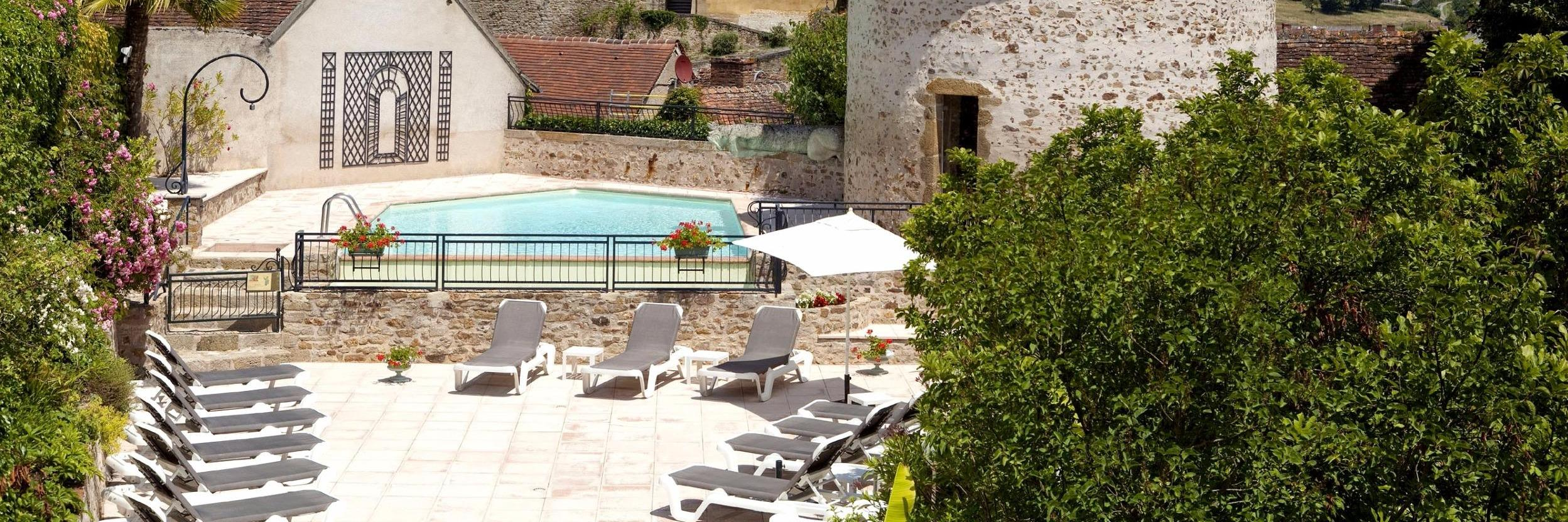 Logis Grand Hôtel Montespan-Talleyrand -