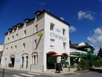 Logis Hôtel le Champalud - hotel-chateaubriand-chambres-nantes-515083