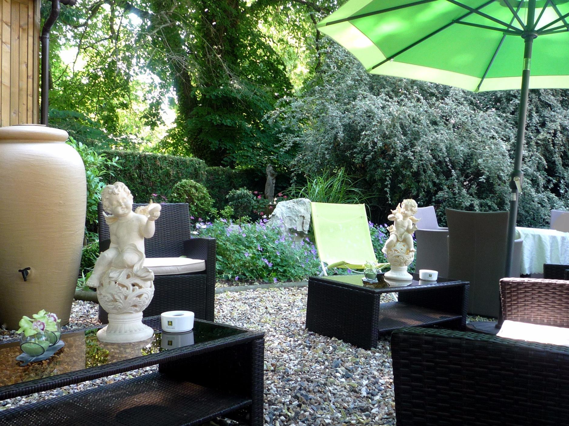 L 39 auberge du pr sident cormeilles for Auberge du jardin