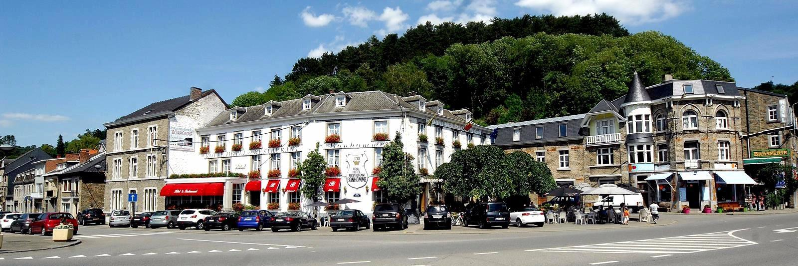 Logis Royal Hotel Rest. Bonhomme -