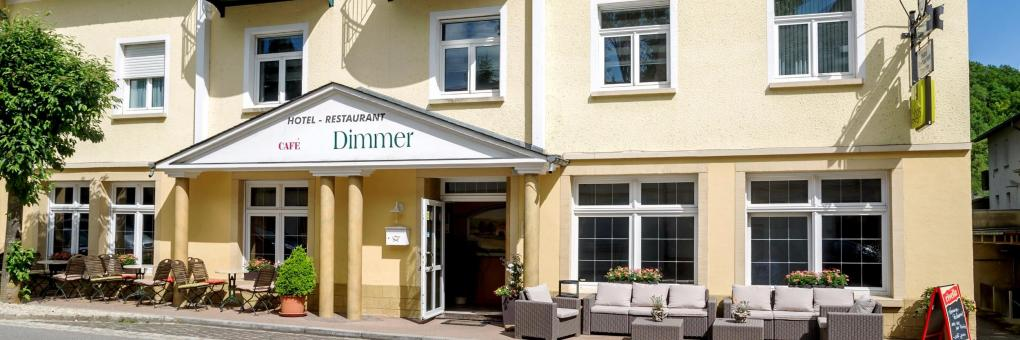 Hotel Restaurant Dimmer - hotel-diane-facade-amneville-les-thermes-927489
