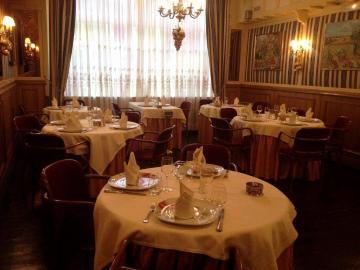 Restaurant Logis Hôtel Mouton Blanc - Restaurant CAMBRAI