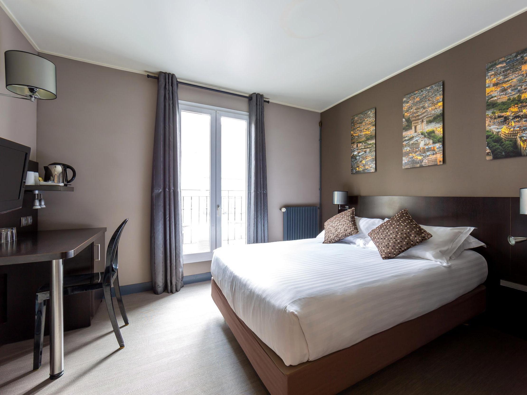 Htel Jardin De Villiers Logis Paris Stay Ile France