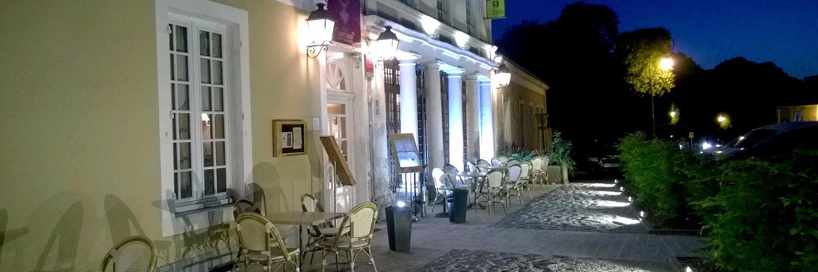 H tel le relais saint louis h tel logis belleme s jour basse normandie - Restaurant belleme perche ...
