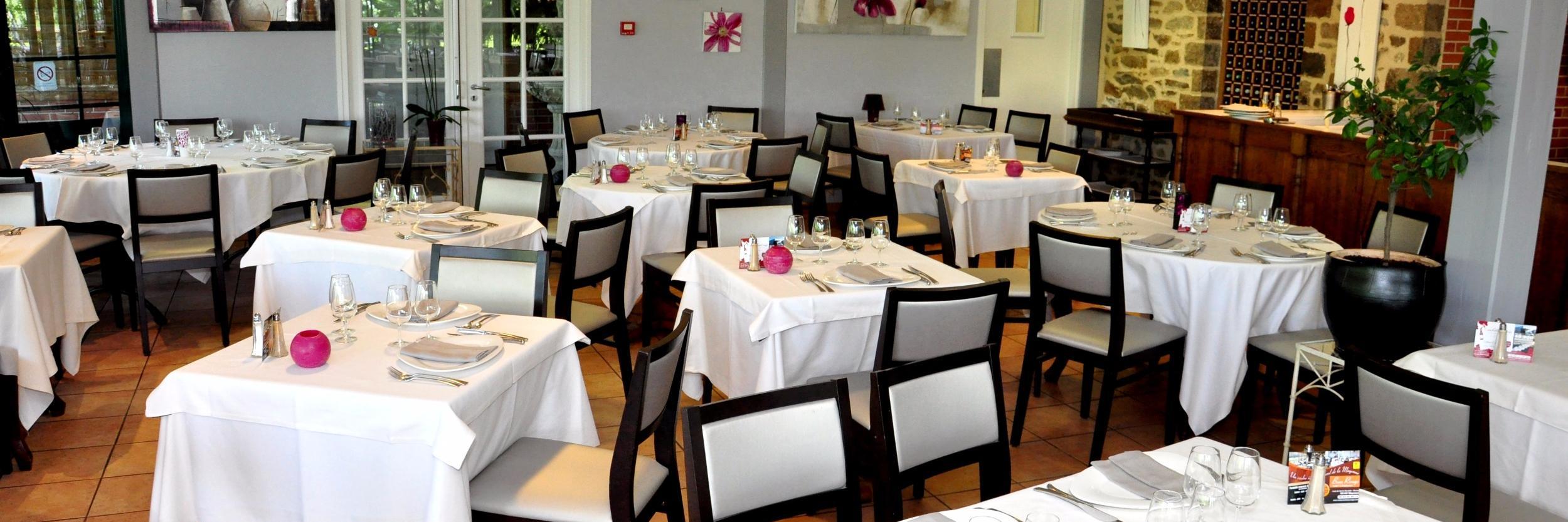 Restaurant logis h tel beau rivage restaurant moulay for Au beau rivage la cuisine