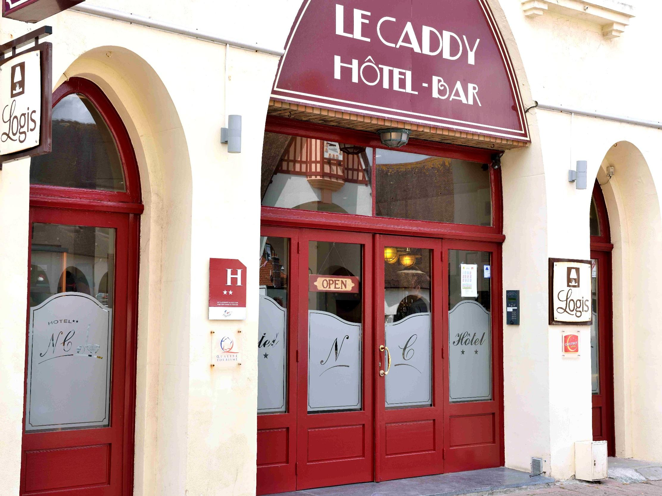 Hôtel le caddy logis in Le touquet paris plage