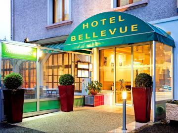 Logis Hôtel Bellevue - hotel-black-diamond-lodge-restaurant-ste-foy-tarentaise-561557