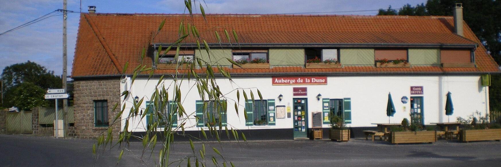 Auberge De La Dune auberge de la dune, hôtel logis le crotoy, aufenthalt picardie