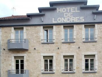 Hôtel de Londres - hotel-de-bourgogne-bar-reception-la-clayette-016079