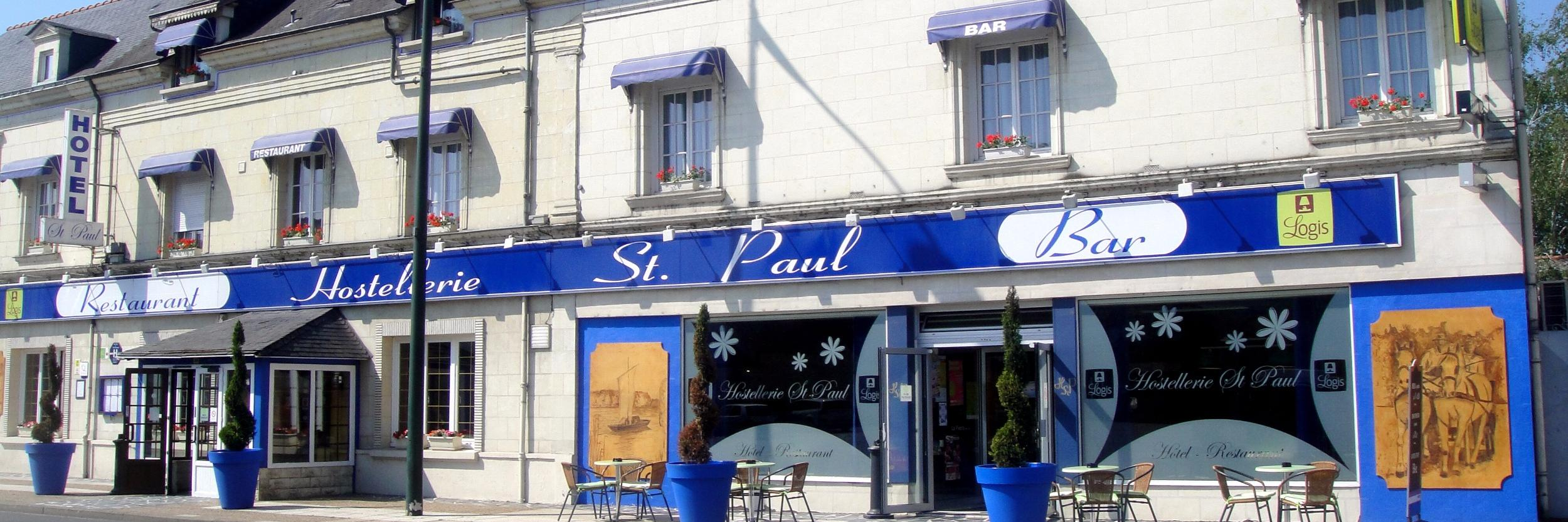 Logis Hôtel Saint Paul -