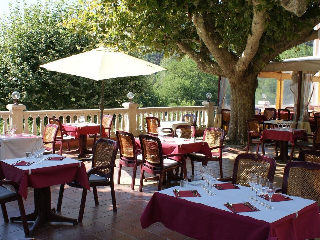 Hotel restaurant de la corniche des c vennes saint jean du gard - Restaurant la coorniche ...