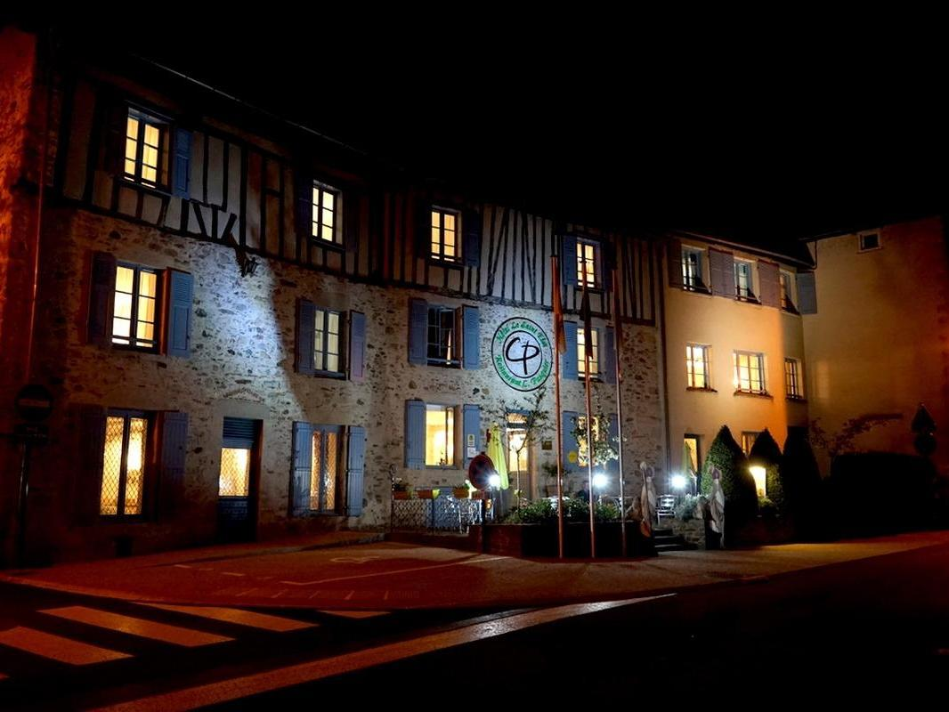 Hôtel le Saint Eloi Logis & Spa Restaurant C. Pasquier Solignac