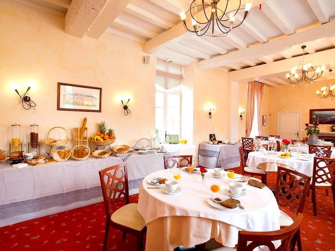Hôtel la Malouinière des Longchamps CHC à ST JOUAN DES GUERETS