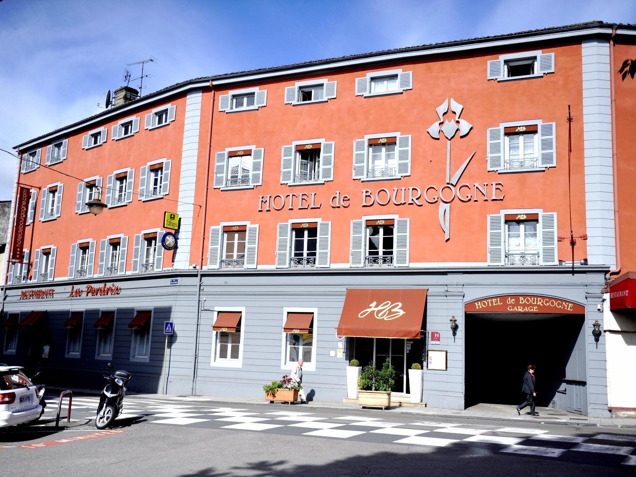 Logis Hôtel de Bourgogne à MACON