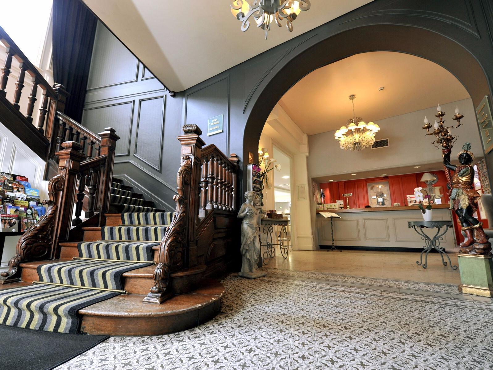 Hôtel de Bourgogne à MACON