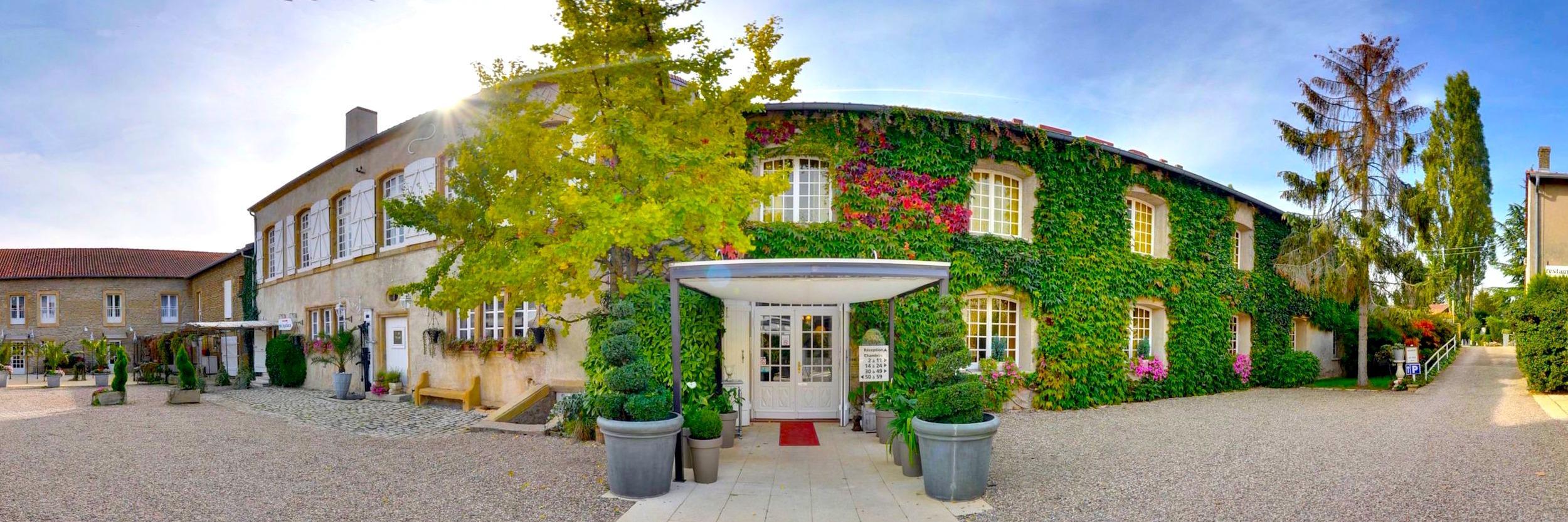 Logis Hotel La Bergerie Catus France